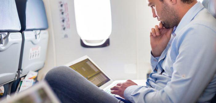 Amerika en Groot-Brittannië verbieden laptops in vliegtuig