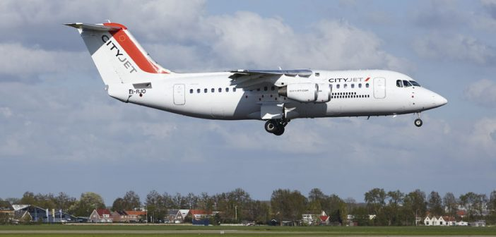Cityjet Brussels Airlines
