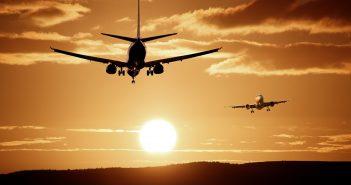 vliegtuig spotten