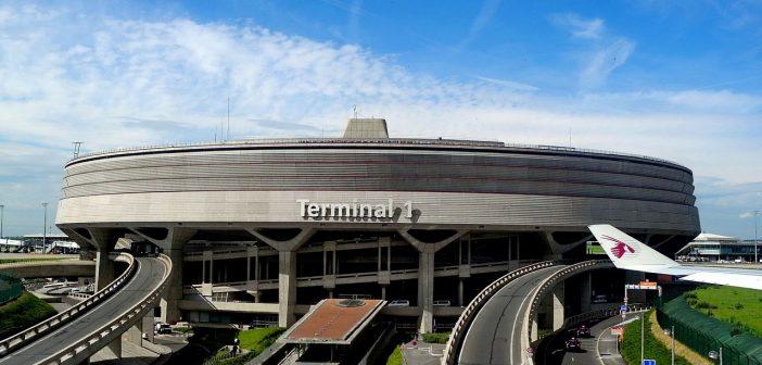 Luchthaven Parijs