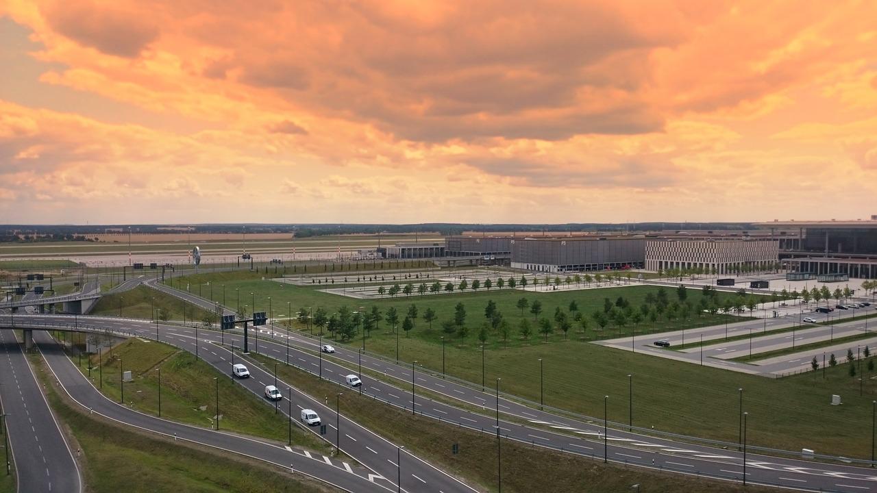 Europa s beste vliegvelden - Beste architektur uni europa ...