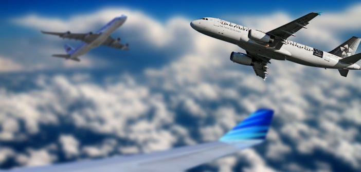 Tips reizen met vliegtuig