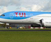 Eerste vlucht TUI fly naar Paramaribo