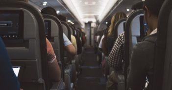 Vliegtuig ruimte