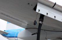 KLM Kerosine tanken